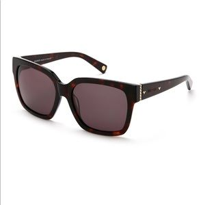 Balmain Women's Tortoiseshell Sunglasses